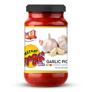 Garlic Pickle 1