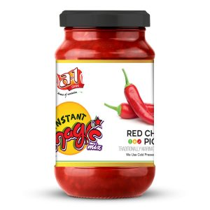 Red Chilly Pickle 1